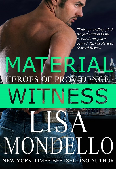 Lisa Mondello - Material Witness