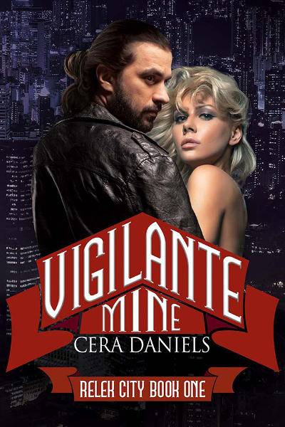 Vigilante Mine Cover