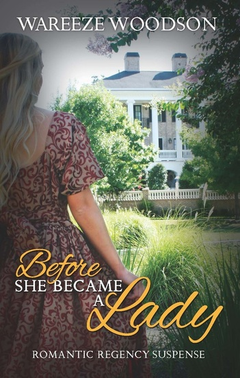 Before She Became a Lady Cover
