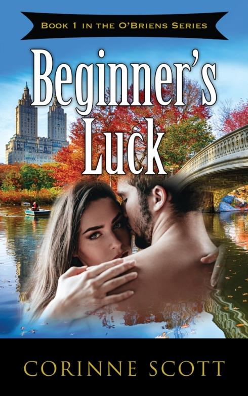 Beginner's Luck Cover