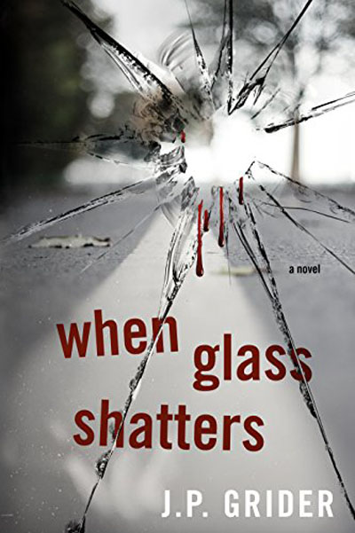 When Glass Shatters Cover