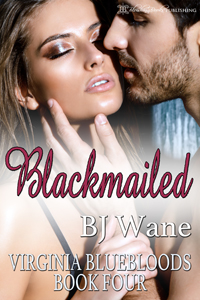 Blackmailed Cover