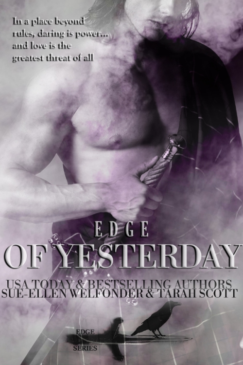 edge of yesterday Cover