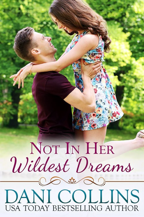 Cover- NOT IN HER WILDEST DREAMS